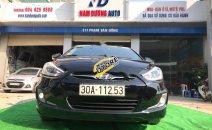 Cần bán gấp Hyundai Accent 1.4 AT 2014, màu đen, nhập khẩu nguyên chiếc