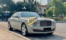 Bán Bentley Mulsanne sản xuất năm 2010, màu vàng, xe nhập chính hãng