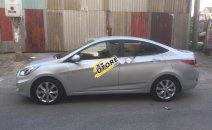 Cần bán lại xe Hyundai Accent 1.4 AT sản xuất năm 2011, màu bạc, nhập khẩu nguyên chiếc chính chủ