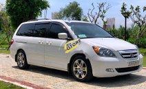 Cần bán Honda Odyssey Touring 3.5 AT năm sản xuất 2008, màu trắng, nhập khẩu