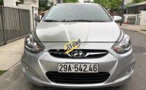 Bán Hyundai Accent 1.4 AT đời 2011, màu bạc, nhập khẩu nguyên chiếc, giá tốt