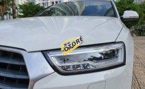 Cần bán xe Audi Q3 2.0TFSI Quattro sản xuất năm 2017, màu trắng, xe nhập