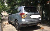 Cần bán lại xe Subaru Forester đời 2014, màu bạc, nhập khẩu nguyên chiếc chính hãng
