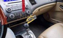 Cần bán lại xe Honda Civic 1.8 AT sản xuất năm 2010, màu bạc giá cạnh tranh