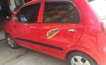 Cần bán Chevrolet Spark Van đời 2015, màu đỏ