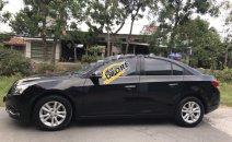 Cần bán Chevrolet Cruze LS 1.6 MT sản xuất 2015, màu đen như mới, giá tốt