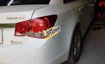 Cần bán lại xe Chevrolet Cruze LTZ sản xuất 2014, màu trắng chính chủ, giá chỉ 353 triệu