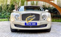 Cần bán xe Bentley Mulsanne năm sản xuất 2010, xe nhập, giá bán