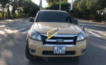 Cần bán Ford Ranger MT 4x4 sản xuất năm 2010, màu vàng, nhập khẩu, giá 315tr