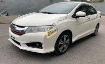Bán Honda City 1.5 AT sản xuất năm 2014, màu trắng, 420 triệu