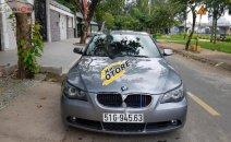 Bán ô tô BMW 5 Series 530i sản xuất 2004, màu xám, xe nhập