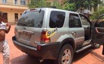 Bán Ford Escape 3.0 V6 năm sản xuất 2002, màu bạc