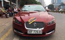 Cần bán gấp Jaguar XF 2.0T năm 2014, màu đỏ, xe nhập chính chủ