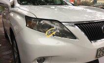 Cần bán lại xe Lexus RX 350 năm sản xuất 2009, màu trắng, nhập khẩu nguyên chiếc chính chủ