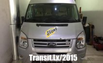 Bán xe Ford Transit LX năm sản xuất 2015 số sàn, 482 triệu