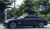 Cần bán xe BMW 7 Series 750Li 2013, màu đen, xe nhập