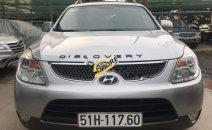Cần bán Hyundai Veracruz 3.8 V6 2008, màu bạc, nhập khẩu nguyên chiếc xe gia đình