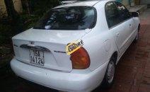 Bán Daewoo Lanos SX đời 2002, màu bạc còn mới
