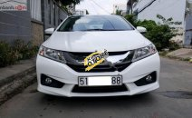 Cần bán Honda City 1.5 AT 2014, màu trắng, giá tốt