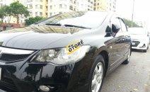 Bán Honda Civic 1.8AT năm sản xuất 2010, màu đen