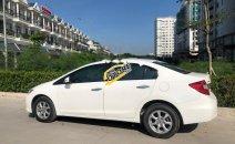 Cần bán gấp Honda Civic AT đời 2015, màu trắng