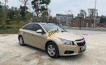 Cần bán xe Chevrolet Cruze LS 1.6 MT đời 2013, màu vàng chính chủ