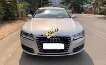 Cần bán gấp Audi A7 đời 2012, màu bạc, nhập khẩu