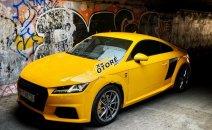 Cần bán Audi TT RS 2018, màu vàng, nhập khẩu