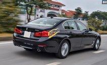 Giảm giá tiền mặt cực lớn - Khi mua BMW 5 Series 520i sản xuất năm 2018, màu đen, nhập khẩu nguyên chiếc