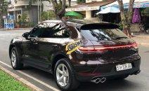 Bán ô tô Porsche Macan đời 2019, màu nâu, nhập khẩu chính chủ