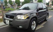 Bán ô tô Ford Escape 3.0 V6 đời 2003, màu đen