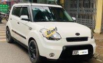Bán xe Kia Soul năm sản xuất 2009, màu trắng, xe nhập