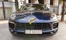 Xe Porsche Macan 2.0 2015, màu xanh Cavansite, xe nhập