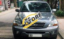Cần bán Kia Sorento đời 2008, màu xám giá cạnh tranh
