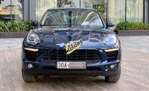 Xe Porsche Macan 2.0 đời 2015, màu xanh lam, nhập khẩu nguyên chiếc