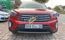 Xe Hyundai Creta 1.6 AT GAS 2015, màu đỏ, xe nhập