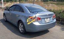 Bán Daewoo Lacetti CDX sản xuất 2008, màu xanh lam, xe nhập ít sử dụng