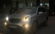 Cần bán Kia Sorento GAT 2.4L 4WD 2010, màu bạc, nhập khẩu