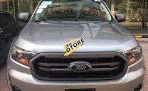 Cần bán nhanh chiếc Ford Ranger XLS 2.2L AT, sản xuất 2019, màu bạc, giá cạnh tranh, hỗ trợ giao nhanh toàn quốc