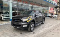 Cần bán lại xe Ford Ranger Wildtrak 3.2L 4x4AT sản xuất 2016, màu đen, nhập khẩu nguyên chiếc