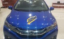 Cần bán lại xe Honda City At năm sản xuất 2014, màu xanh lam số tự động