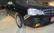 Cần bán xe Daewoo Lacetti EX đời 2009, màu đen giá cạnh tranh