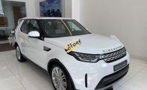 Giảm giá sốc cuối năm chiếc xe LandRover Discovery 2.0 HSE, sản xuất 2019, màu trắng, xe nhập khẩu