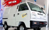 Bán Suzuki Super Carry Van sản xuất 2018, màu trắng, 240 triệu