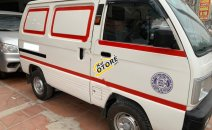 Bán Suzuki Super Carry Van Blind Van năm 2015, màu trắng, số sàn