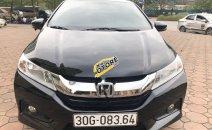 Bán Honda City 1.5 AT sản xuất năm 2016, màu đen chính chủ, 459tr
