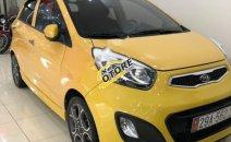Bán Kia Morning SLX đời 2011, màu vàng, nhập khẩu nguyên chiếc chính chủ