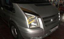 Cần bán lại xe Ford Transit MT đời 2008, màu bạc, 190tr