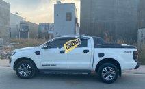 Cần bán lại xe Ford Ranger Wildtrak 3.2L 4x4 AT đời 2015, màu trắng, nhập khẩu nguyên chiếc