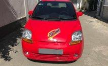 Cần bán lại xe Chevrolet Spark Van sản xuất năm 2014, màu đỏ